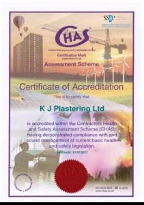 CHAS Accreditation 2016/17