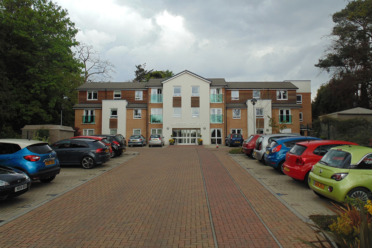 Wherry Court Care Home, Norwich
